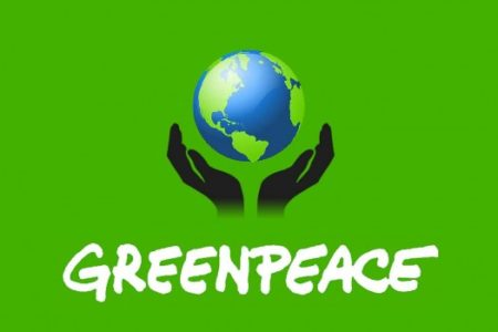 Green Peace lead the way