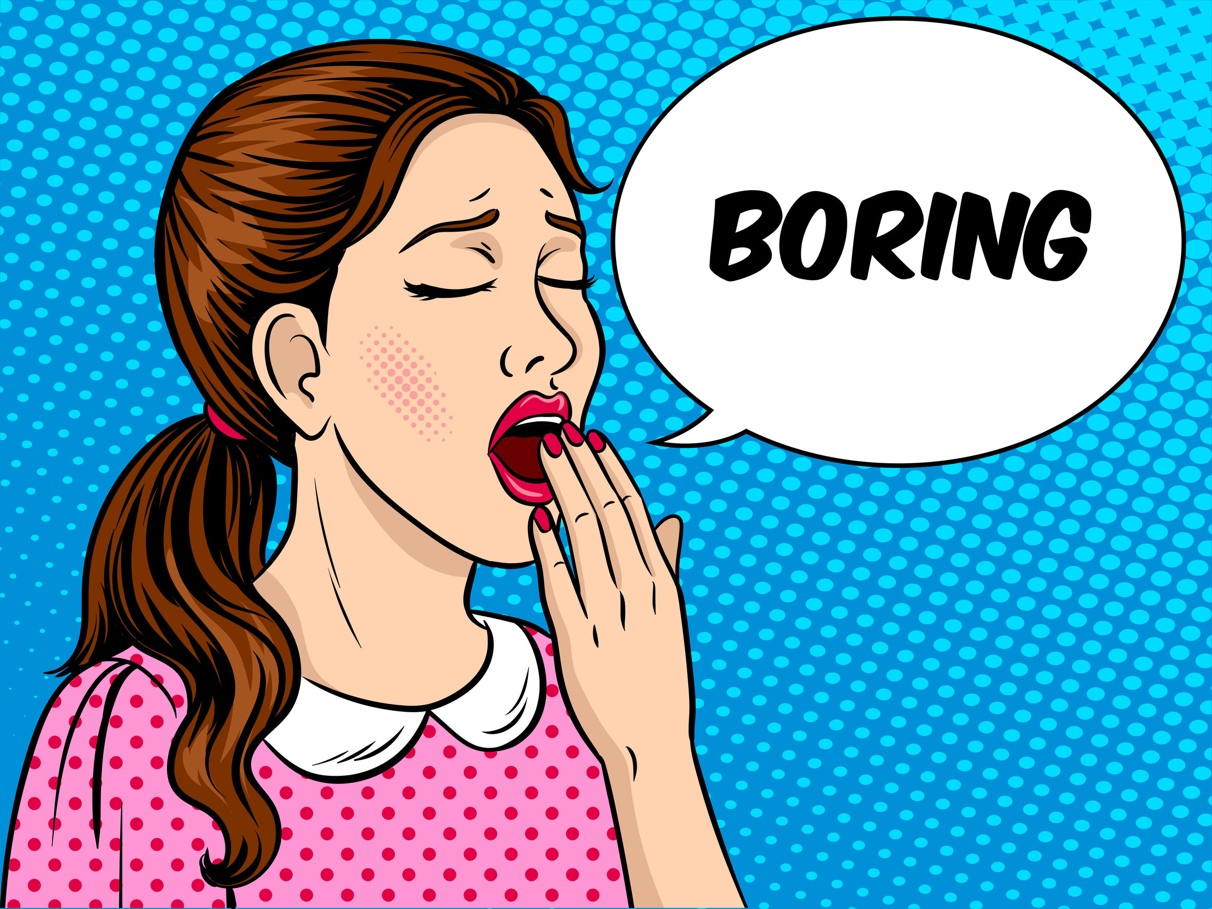 How to Prevent the Heartbreak of Boring Fundraising | Moceanic