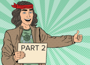 The Hitchhikers Guide to Major Donor Fundraising part 2